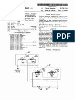 """U.S. Patent 5,376,754, entitled """"Pickup Apparatus"""", to Stich, of Gibson, Inc., issued Dec. 27, 1994."""