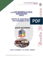 Plan de Desarrollo Local Participativo
