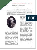 Dostoievski e o Enigma Humano
