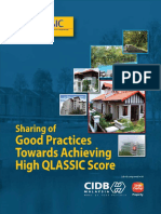 Sharing of Good Practices-High QLASSIC Score