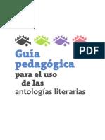 Guia Pedagogica Antologias