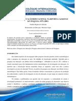 Revista Cadernos de Pesquisa 1971 a 2001