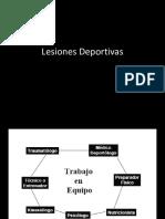 Lesiones Deportivas Hombro...