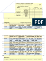 Matriz de Rúbrica de Evaluación de Mapas Conceptuales