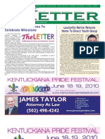 The Letter May 2010
