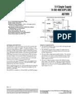 A/D converter 7899