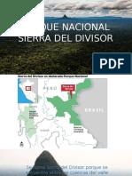 Parque Nacional Sierra Del Divisor PERU