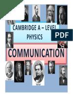 Chapter 16 Communication