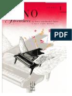 Level 1 Faber Piano Adventures Lesson Book1