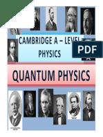 Chapter 25 Quantum Physics