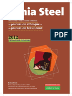 Catalogue General Bahia Steel 2012 11