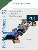 138638197 2012 FNF Pakistan Papers 2 Taliban Aus Sicht Der Bevolkerung