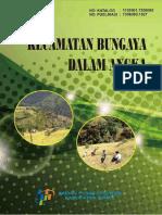 Kecamatan Bungaya Dalam Angka 2015
