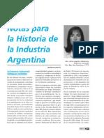 Notas Para La Historia de La Industria Argentina Parte1