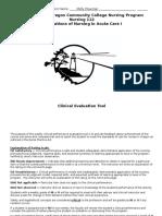 evaluation tool wk 8