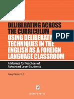 [Nancy_Claxton]_Using_Deliberative_Techniques_in_english class.pdf