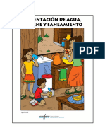 Sanitation Posters Spanish