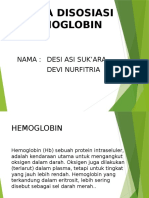 Kurva Disosiasi Hemoglobin (2)