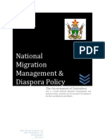 Migration Management Policy