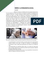 La Enfermería y La Problemática Social 2