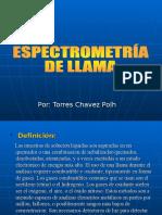 Espectrometria de Llama