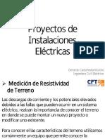 proyecto de instalación electrica