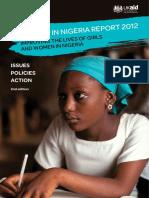 Gender Nigeria2012