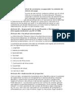 resumen de los art 80 a 101 de la Constitucion del Peru
