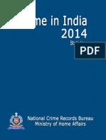 Crimes in India Statistics-2014_2