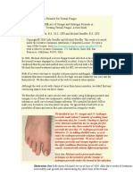 Japanese Toenail Fungus Code Pdf Nail Anatomy Physical Exercise