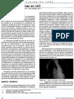 Radiografia Portatil en Uci