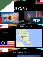 Describing Malaysia