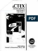 Exam P Actex.pdf