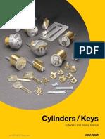 42039 YA Cylinders and Keys
