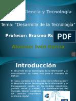 desarrollo de la tecnologia 2.ppsx