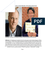 Lars Brink Sweden Nobel Sheikh of Dumbest Physicists