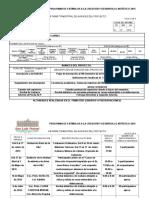 Informe Trimestral Del Proyecto Pecda (2)