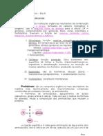 Resumo p2t1 - Fabio a - Lipidios, Proteinas