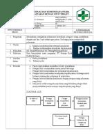 Sop 7.1.3.7 Koordinasi Dan Komunikasi Antara Pendaftaran Dengan Unit Terkait
