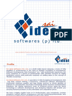 Sai Ideal Softwares Pvt. Ltd.