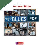 Themalijst Starten met Blues