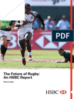 The Future of Rugby - An HSBC Report