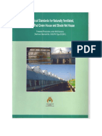 Technical_Standard for Green House - NHB