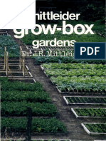 10 Mittleider Grow BOX Gardens