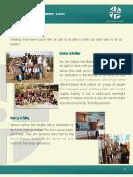 official newsletter of verbum dei luzon  no 19