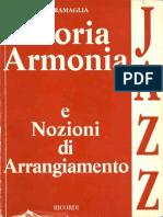Jazz Teoria e Armonia - Susanna Gramaglia (Italian)