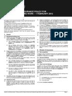 HWI Policy V2.0
