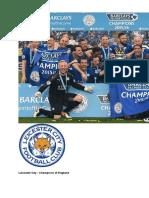 Leicester City Win Premiership ESL