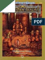 AD&D Forgotten Realms - Dwarves Deep