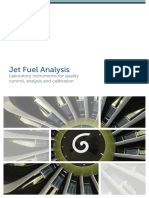 Aviation Jet Fuel Testing Instruments